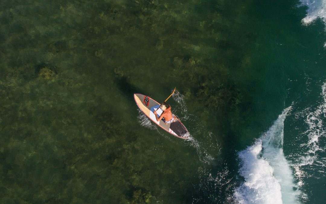 Woher kommt Stand Up Paddling?