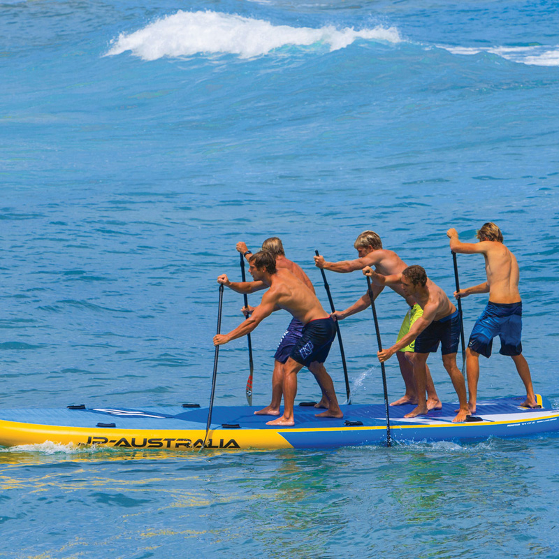 SUP Fehmarn - Stand up paddling | SUP Board Paddle gebraucht kaufen
