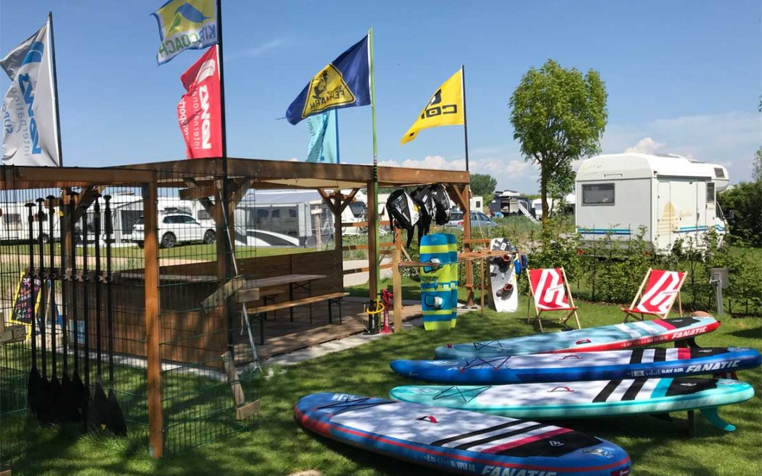 SUP Strukkamp – Stand Up Paddling Station Fehmarn